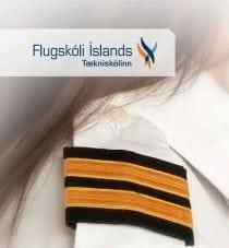 Samtvinnað atvinnuflugmannsnám  03. sept 2018