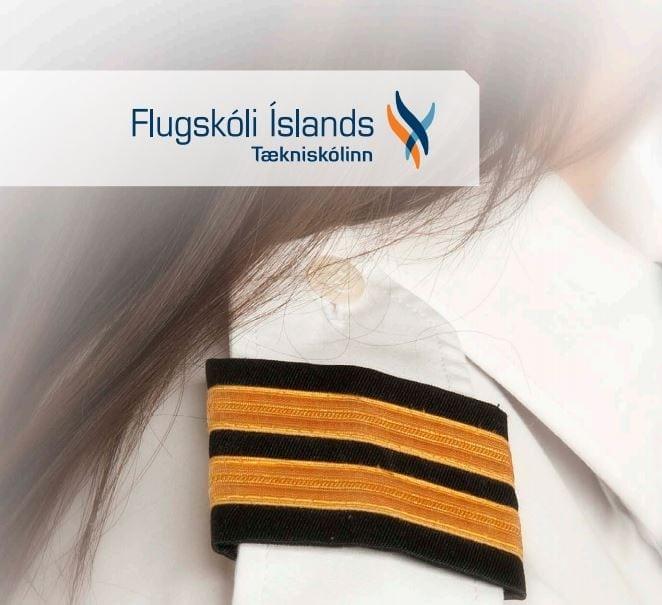 Samtvinnað atvinnuflugmannsnám  03. sept 2018  FULLBÓKAÐ