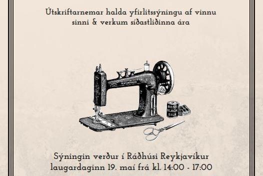 Klæðskurður – útskriftarsýning