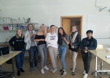 Erasmus-heimsókn HNY -1